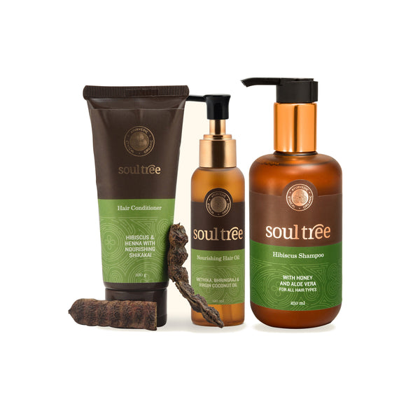 Nourishing Hair Care kit - Combo Set