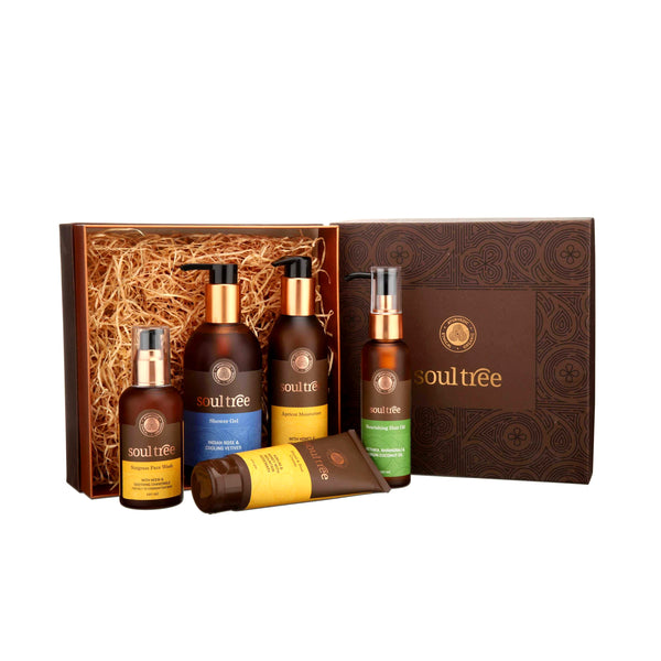 Uttarakhand Indulgence Box - Gift Set
