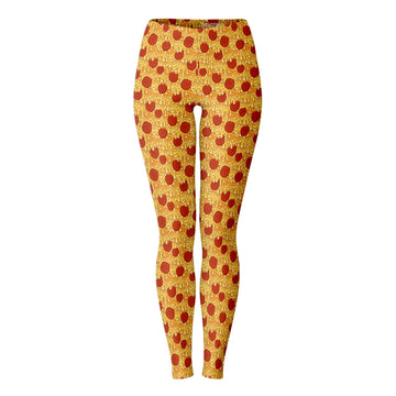 Grimey Pizza Leggings