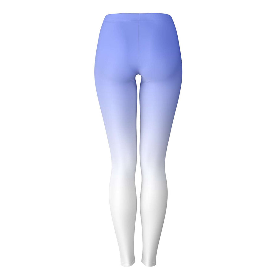 Light Blue Fade Leggings