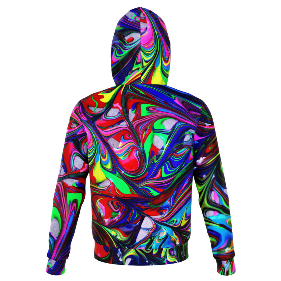 Abstract 3 Hoodie