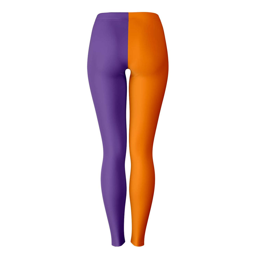 Clemson University Color Leggings