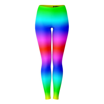 Rainbow Spectum Leggings