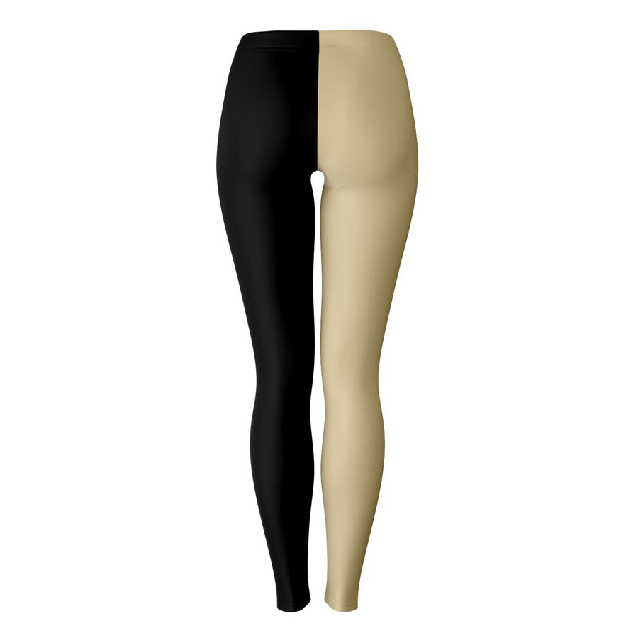 Purdue University Color Leggings