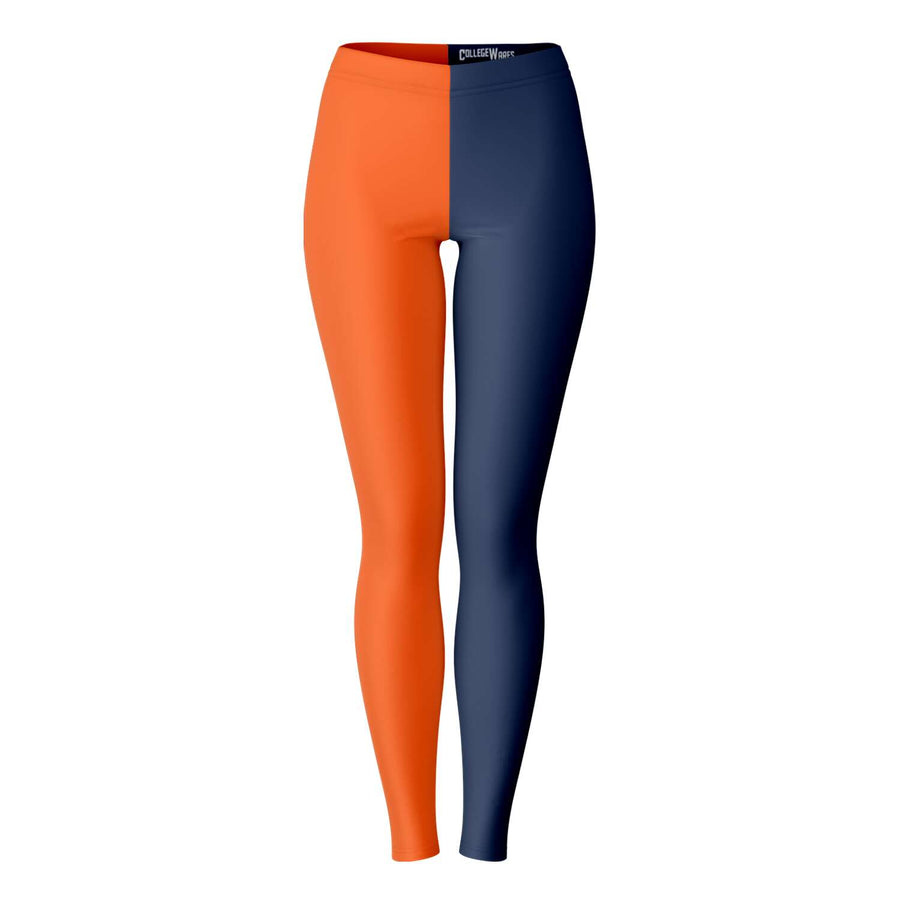 University of Virgina Color Leggings