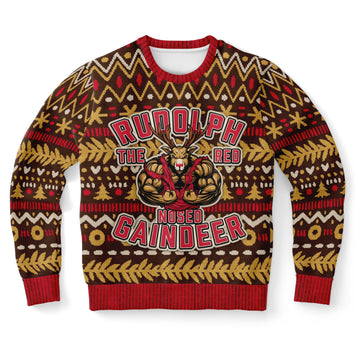 Rudolph the Red Nosed Gaindeer Sweatshirt