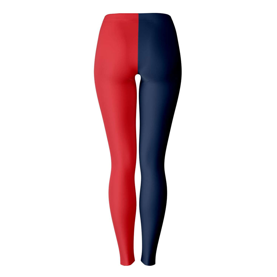 University of Mississippi (Ole Miss) Color Leggings