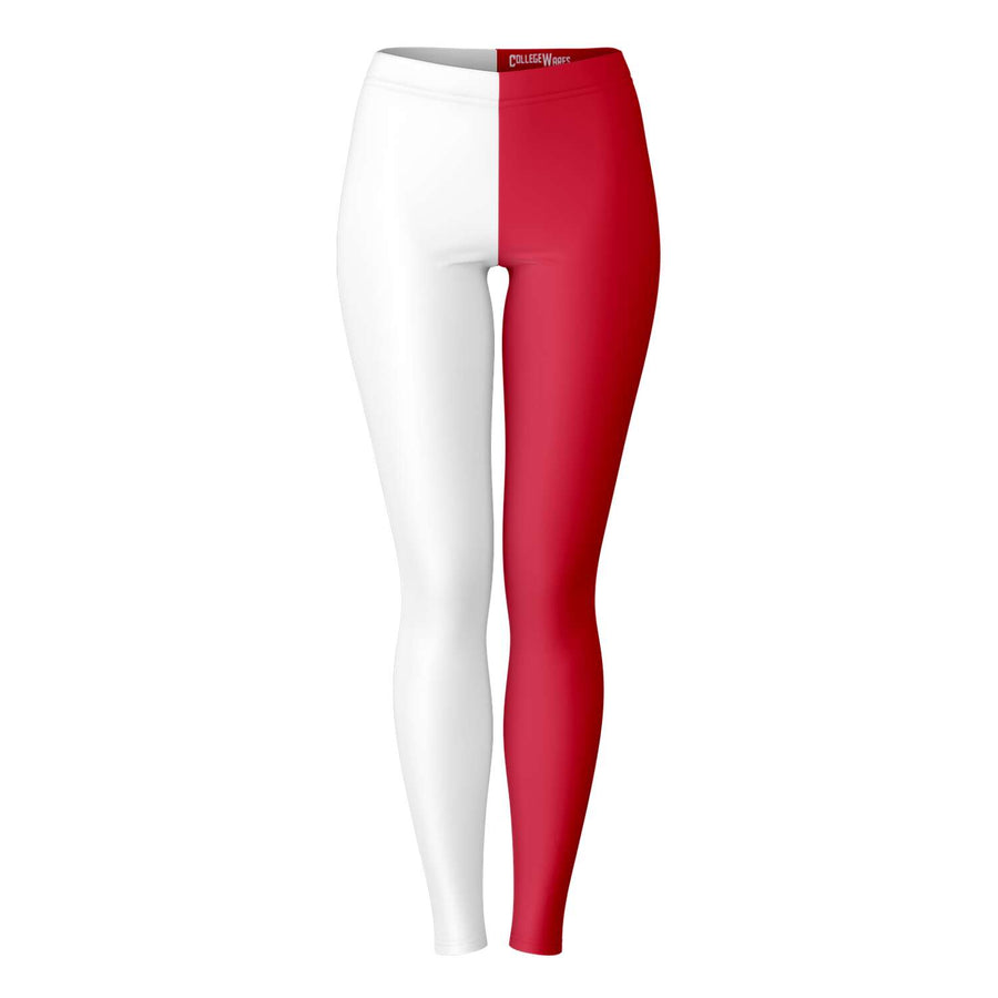 University of Wisconsin Color Leggings