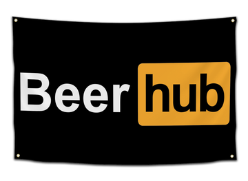 BeerHub Flag - CollegeWares