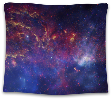Color Galaxy Tapestry