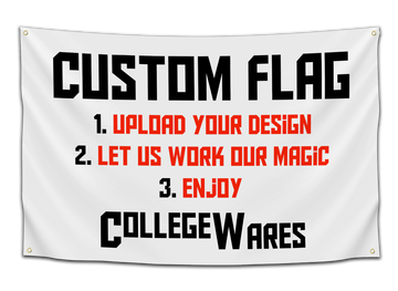 Design Your Own Custom Flag