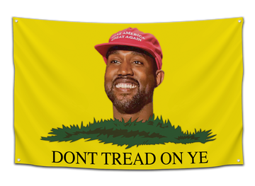 Don't Tread on Ye Flag - CollegeWares