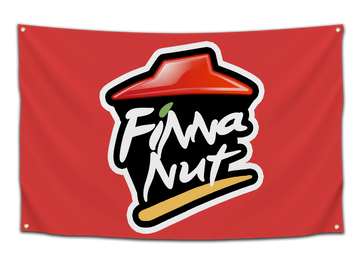 Finna Nut Flag - CollegeWares