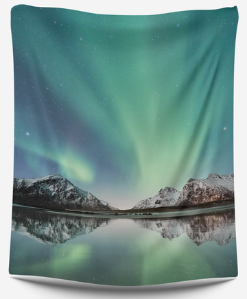 Northern Lights Tapestry - CollegeWares