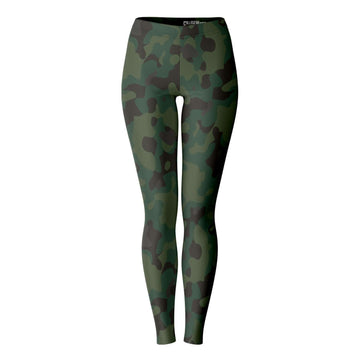 Forest Camo Leggings