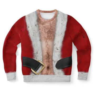 Bad Santa Sweatshirt - Caucasian