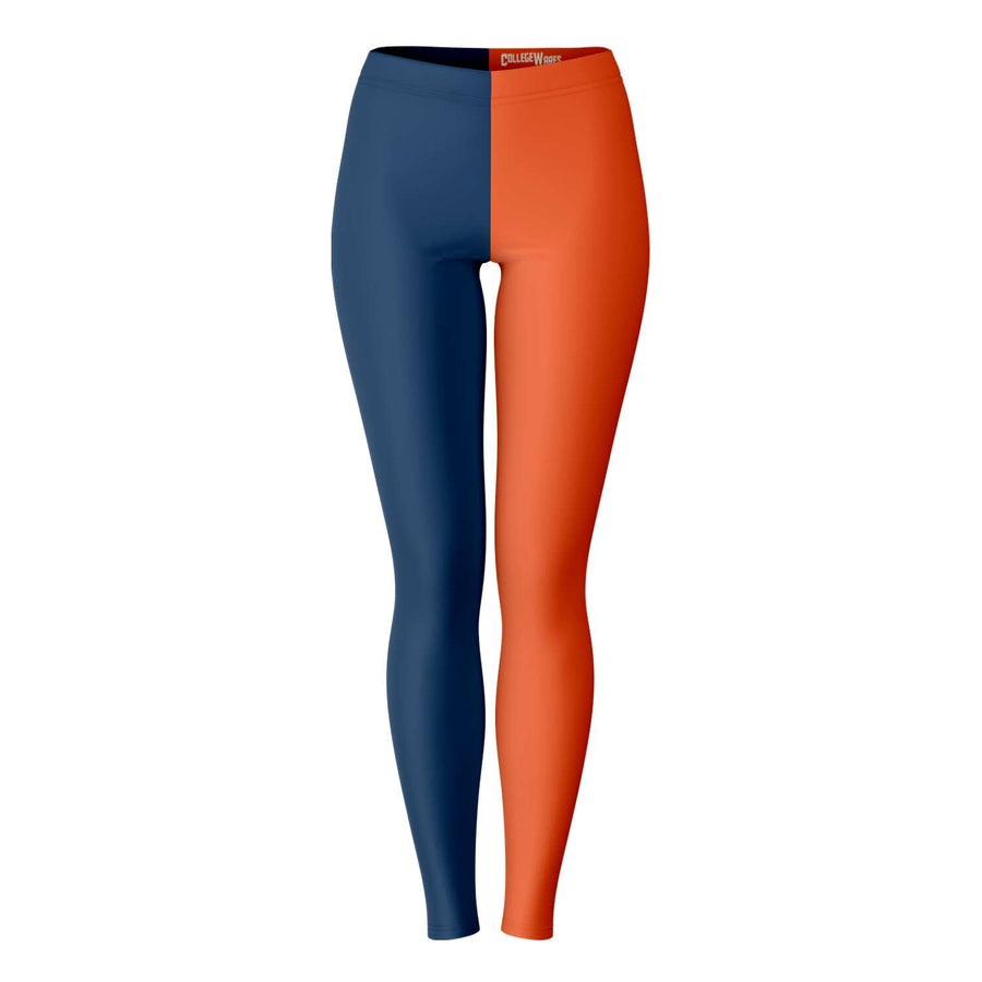 University of Illinois Color Leggings