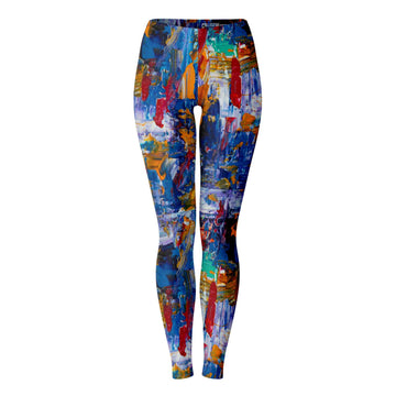 Paint Colors Leggings