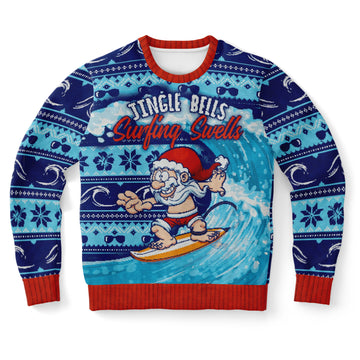 Surfing Swells Sweatshirt