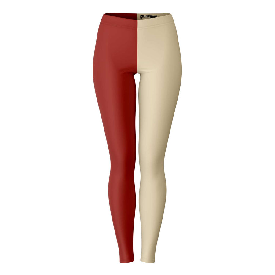 University of Oklahoma Color Leggings