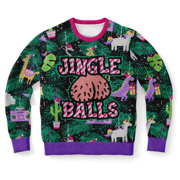 Jingle Balls Sweatshirt