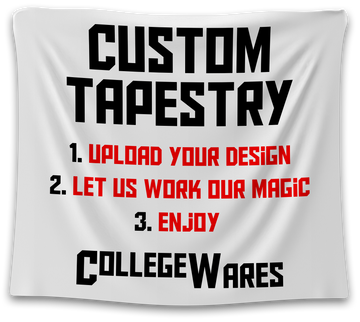 Design Your Own Tapestry - CollegeWares