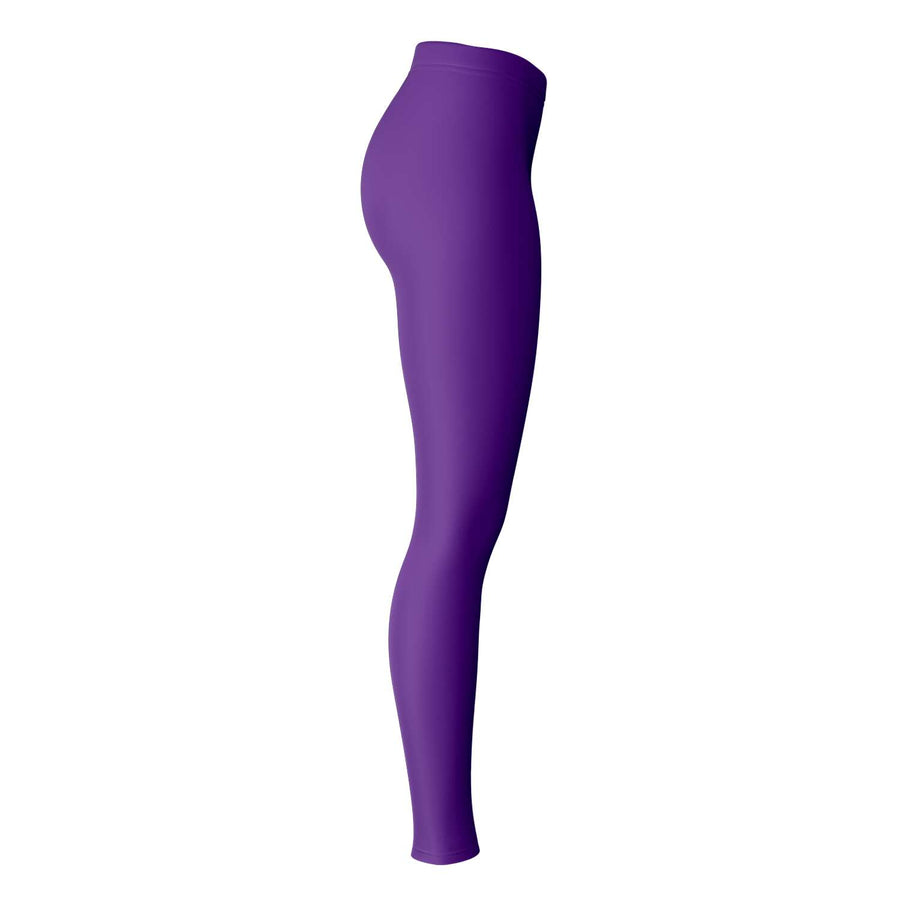 Texas Christian University Color Leggings