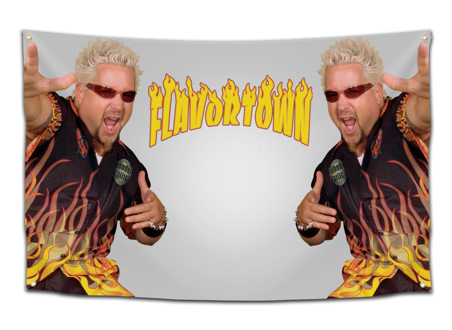 Flavortown Flag - CollegeWares