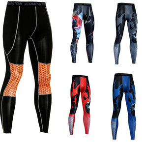 Ankle Length Splatter Compressions - Shop TeamSizz