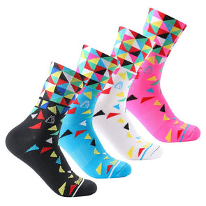 Colorful Sports Socks - Shop TeamSizz