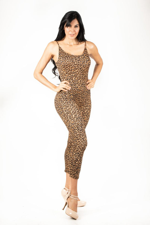 TANK CAT SUIT CHEETAH