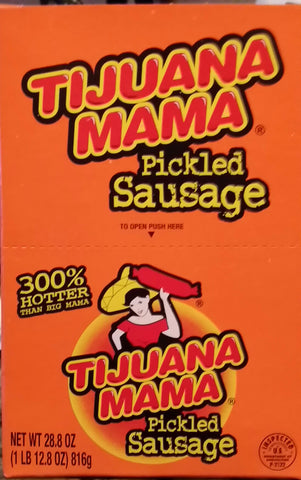 Tijuana Mama 12 Count Box