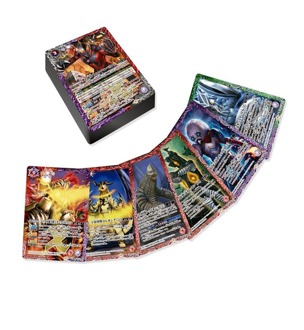 by Bandai SD23 Ellis della stella del mattino Ultimate Battle Spirits Deck Akira