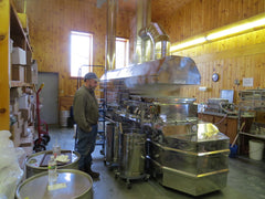 Husband, John & Our Evaporator