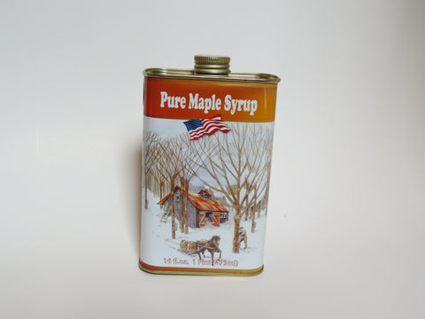 Pure New Hampshire Maple Syrup - Pint