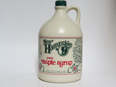 Pure New Hampshire Maple Syrup - Gallon