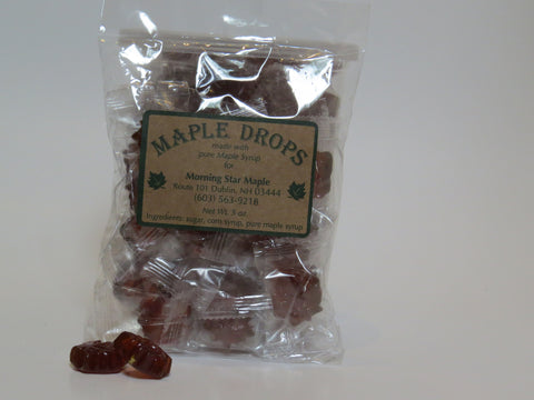 Maple Drops - 5 OZ.