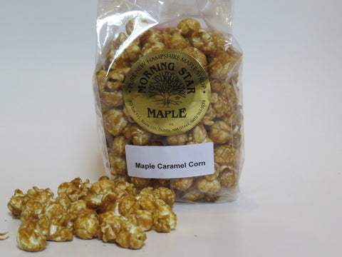 Maple Caramel Popcorn  5 OZ.