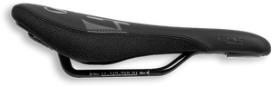 sdg fly jr saddle, super and ergonomically designed for the ride all day comfort