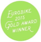 Eurobike 2015 gold award winner #label
