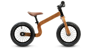 lightweight easy rider push bike made of birch and aluminium. balance bike for 2-year-olds and 3-year-olds 1951896469591