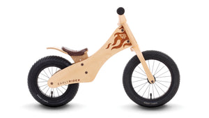12/14 inch wooden balance bike for kids of 2-3 years 1951896174679