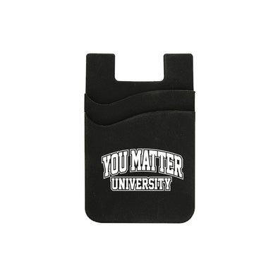 Phone Wallet - Black/White