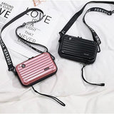 New Arrival Cute Carry-On Suitcase Crossbody Bag (Buy 2 Get Exstra 20% OFF)