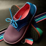 Hot Sale Casual Color Matching Comfy Soft Casual Flats