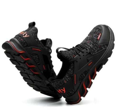 Lightweight Breathable Work Shoes Outdoor Shoes