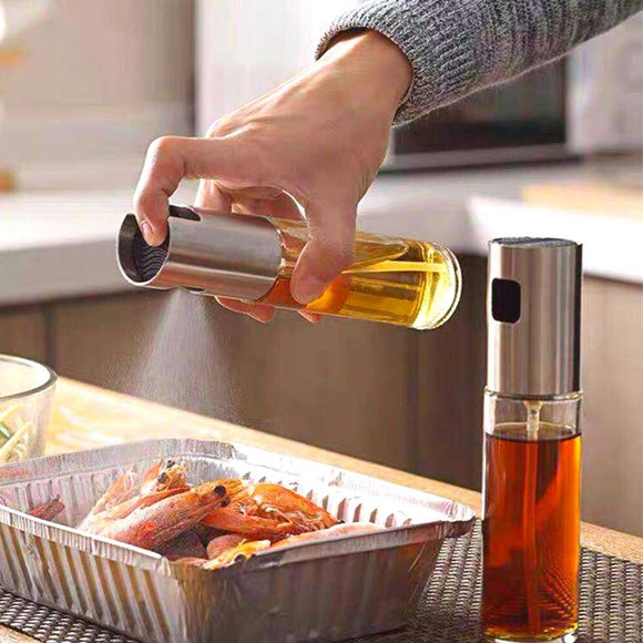 Cooking Oil Bottle Sprayer