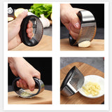 Garlic Mincer Rocker