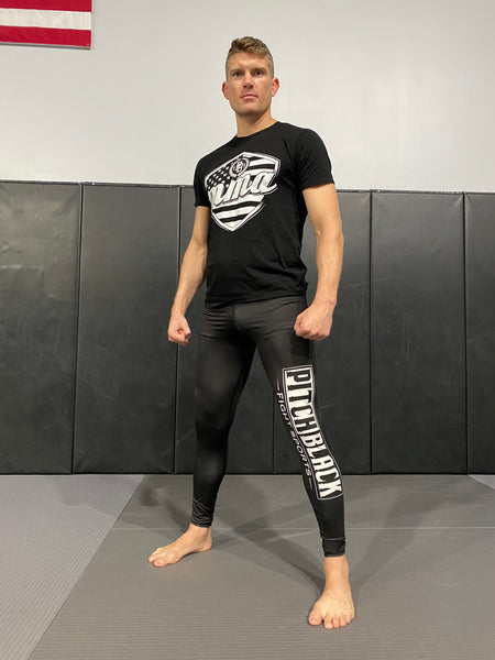 Training Pants (SPATS) - Pitch Black Fight Shop