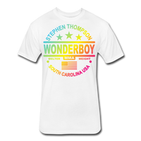 Wonderboy Color Fade T - white